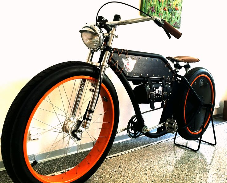 Our new bike in the shop....so excited !!!