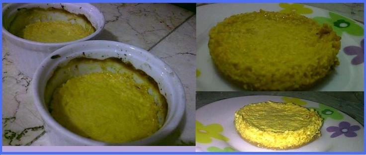 COHEN DIET: mango cheesecake