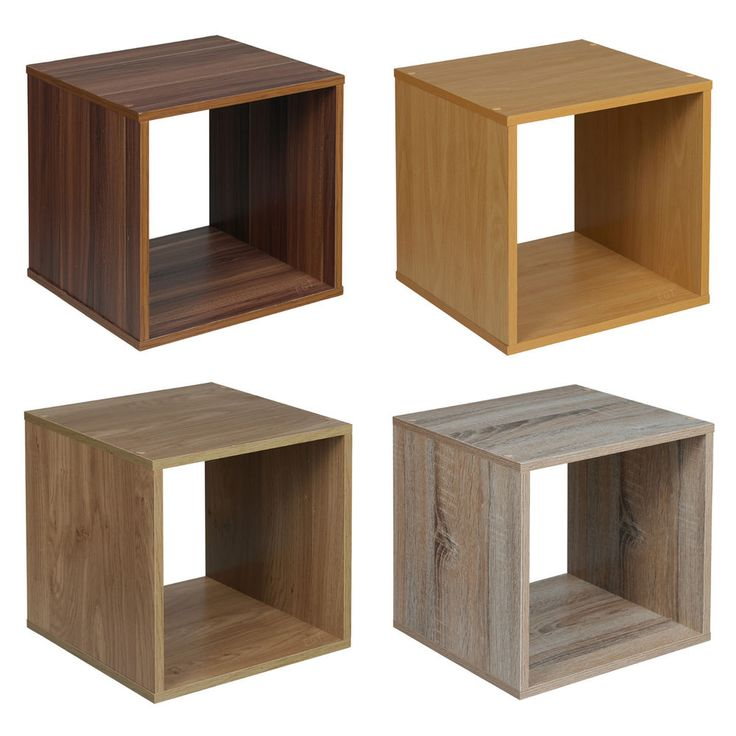Las 25 mejores ideas sobre estanter a cubo en pinterest - Cubos de madera ...