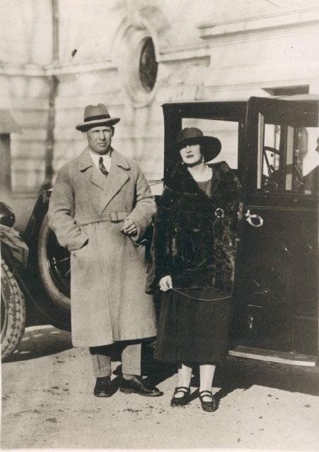 Elisabeth and George