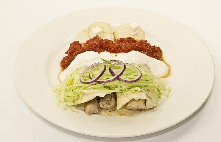 Enchiladas, Mexican cuisine, April