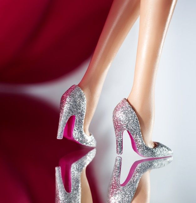 The Blonds Blond Diamond™ Barbie® Doll | Barbie Collector (wonder if could DIY with the new glitter paint?)