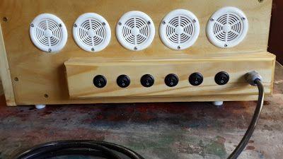 Biltong Dryer Switch Box