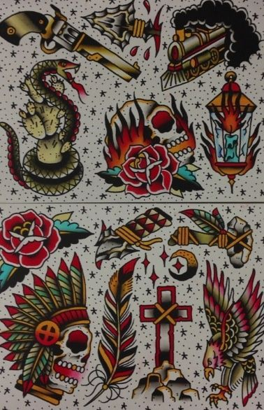 "artist: elmer ""fudd"" rodriguez Golden State Tattoo (Garden Grove, CA) instagram: elmerxgst  american traditional tattoo:"