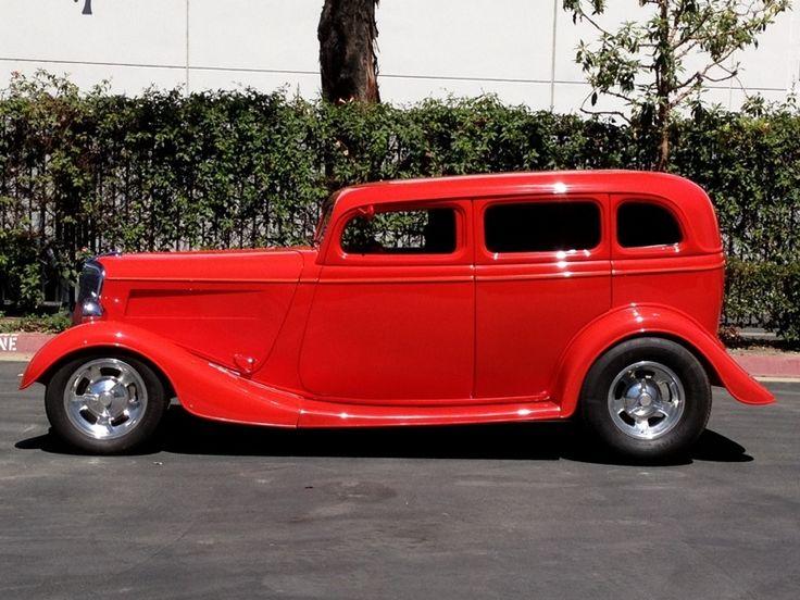 205 best brandon images on pinterest ford ford for 1934 ford 4 door sedan