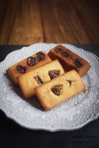 무화과 미니 케이크