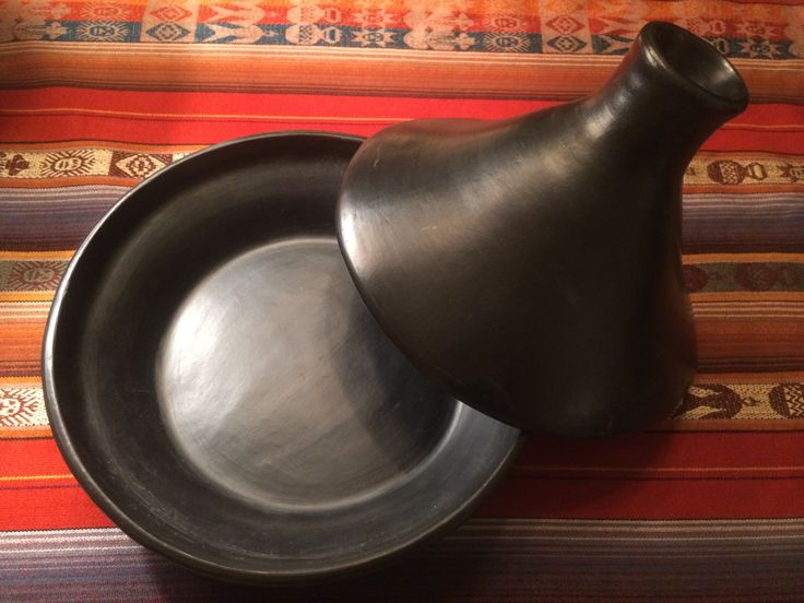 Our famous Tangine.  Have you ever try cooking in it?