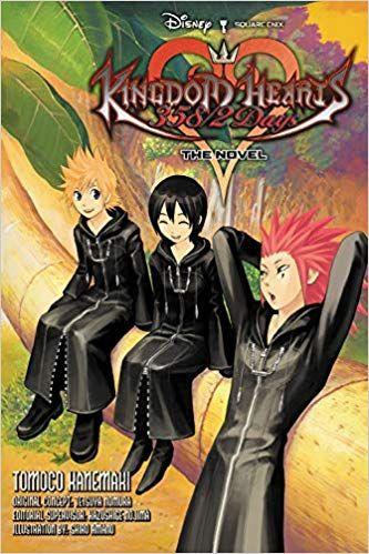 DOWNLOAD PDF] Kingdom Hearts 358/2 Days: The Novel (light novel