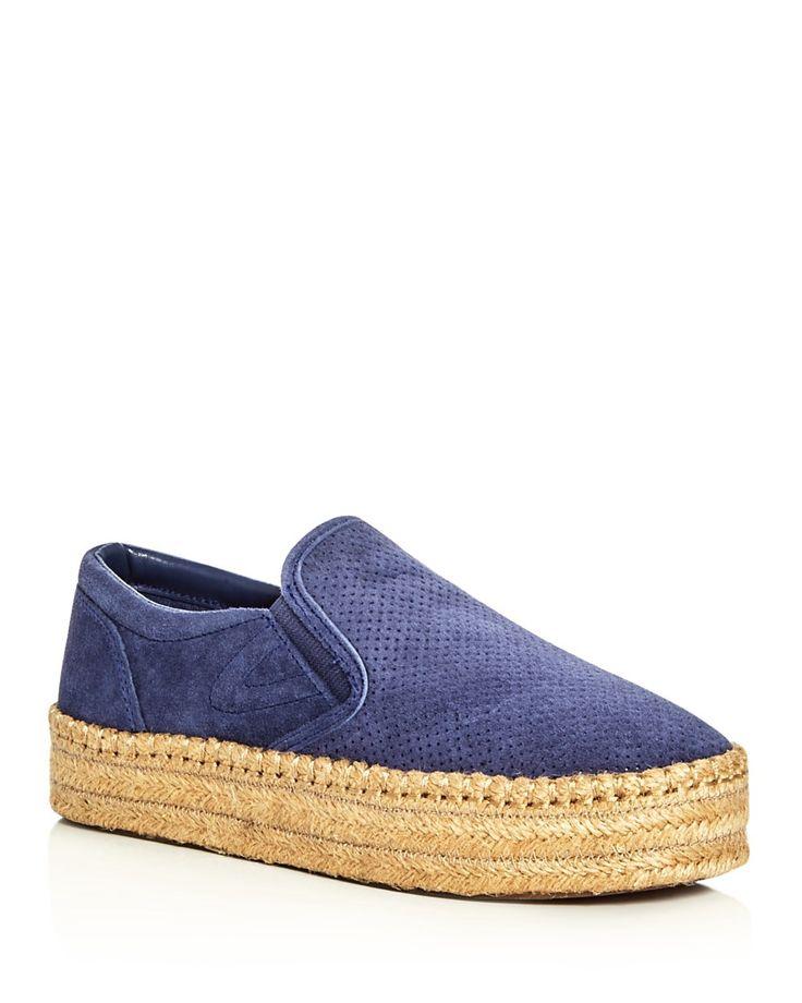 TRETORN Tretorn Women's Emilia Slip-On Platform Espadrille Sneakers. #tretorn #shoes #