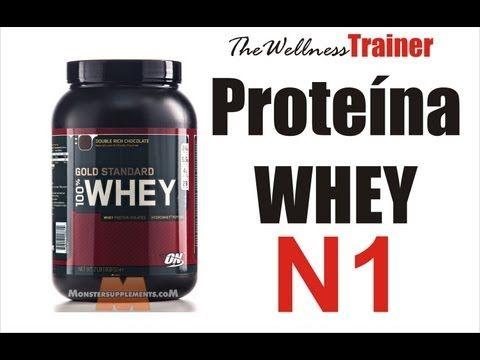 Vídeo Proteínas On WHey, Cómo Ganar Masa Muscular Con Proteína De Whey - http://dietasparabajardepesos.com/blog/video-proteinas-on-whey-como-ganar-masa-muscular-con-proteina-de-whey/