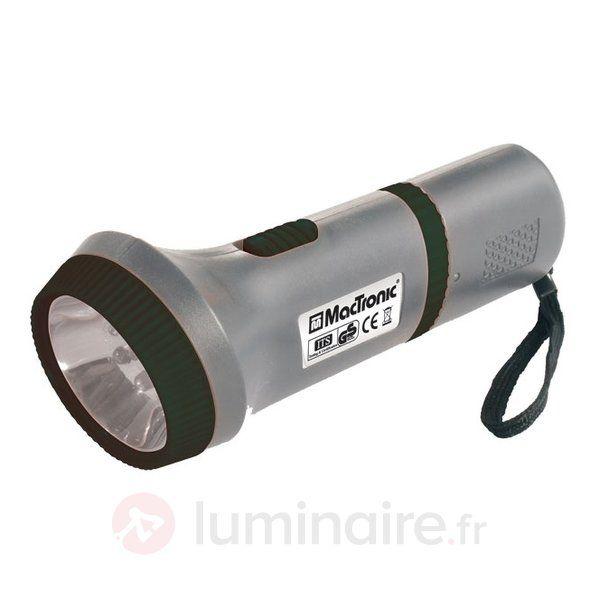 Lampe de poche LED rechargeable 3208LED 6522067