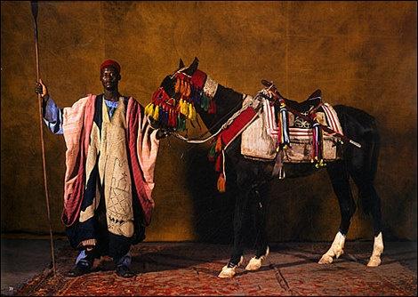 yann arthus bertrand, chevaux