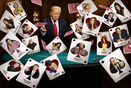 Celebrity Apprentice.. a different side of the celebrities is shown watching this.