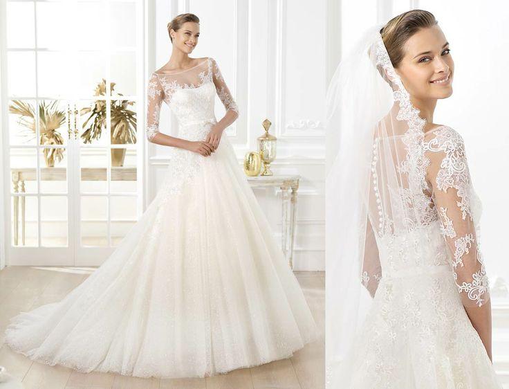 Lavens by pronovias pronovias wedding dresses pinterest for Wedding dresses spanish designer