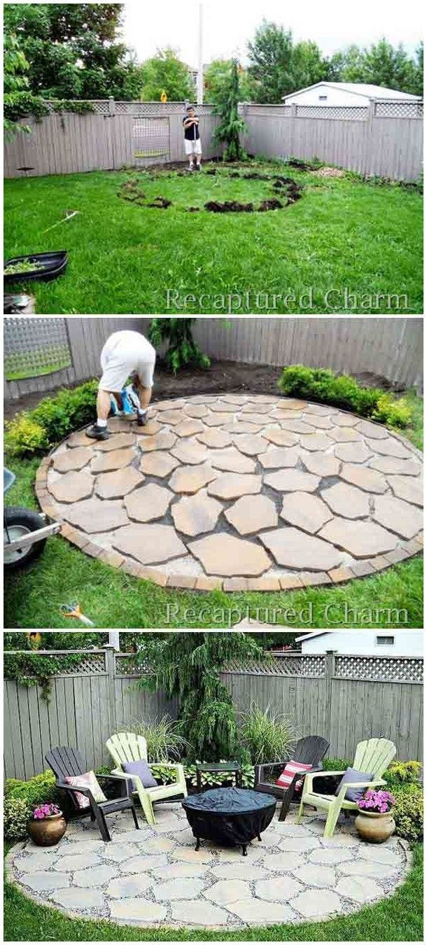 Easy And Simple Backyard Landscaping Ideas and