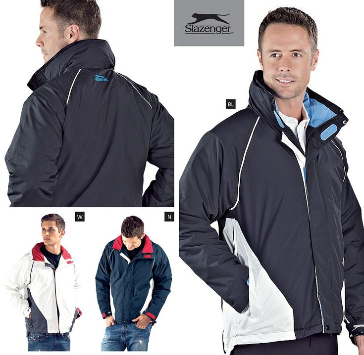Branded Jackets for Staff, and corporate clothing jacket suppliers in South Africa. Order your embroidered jackets for your employees.