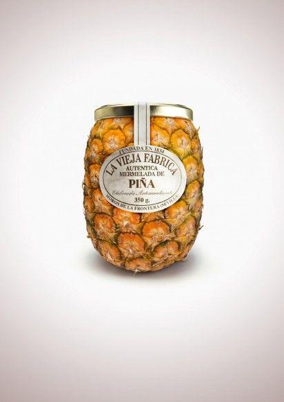 Jam La Vieja Fabrica: Pineapple