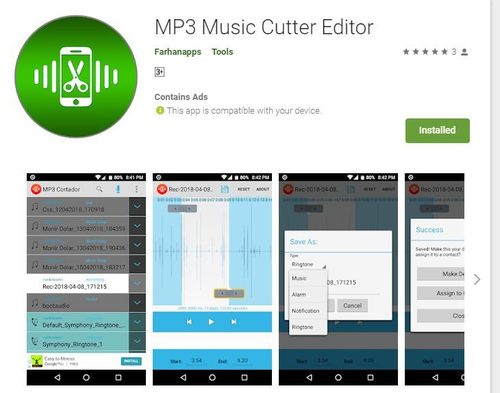 music cutter mp3