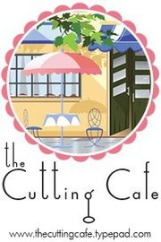 Resultado de imagen de logotipo the Cutting cafe Regina Easter