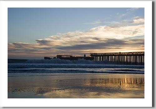 Seacliff State Beach, Aptos, CA