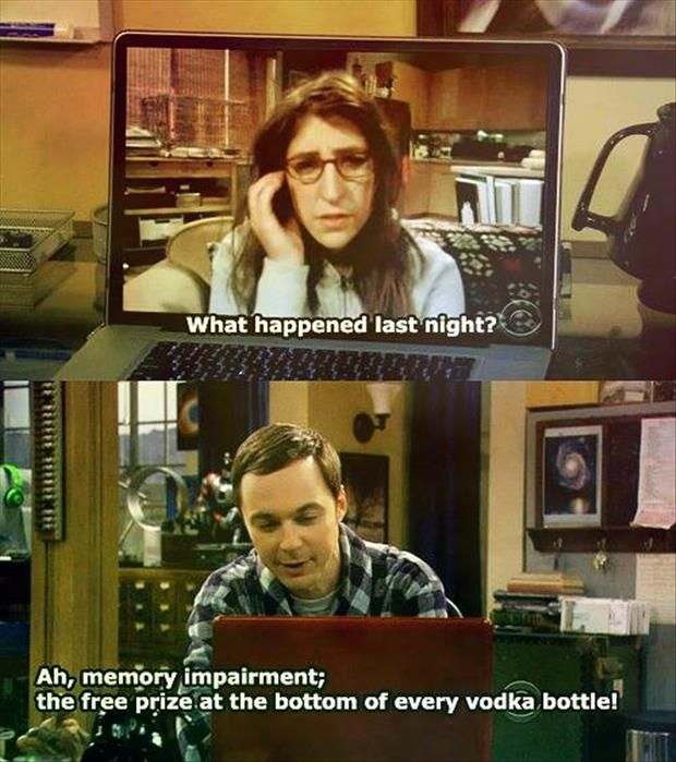 Love Sheldon! And this is so true. LOL