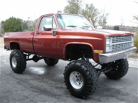 1986 Chevy K10 Lifted | 1982_Chevy_K10 http://rides ...