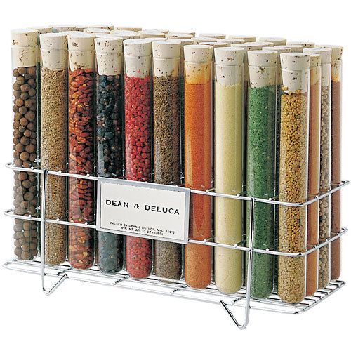 Dean & Deluca Spices - more spices - less space - better organized