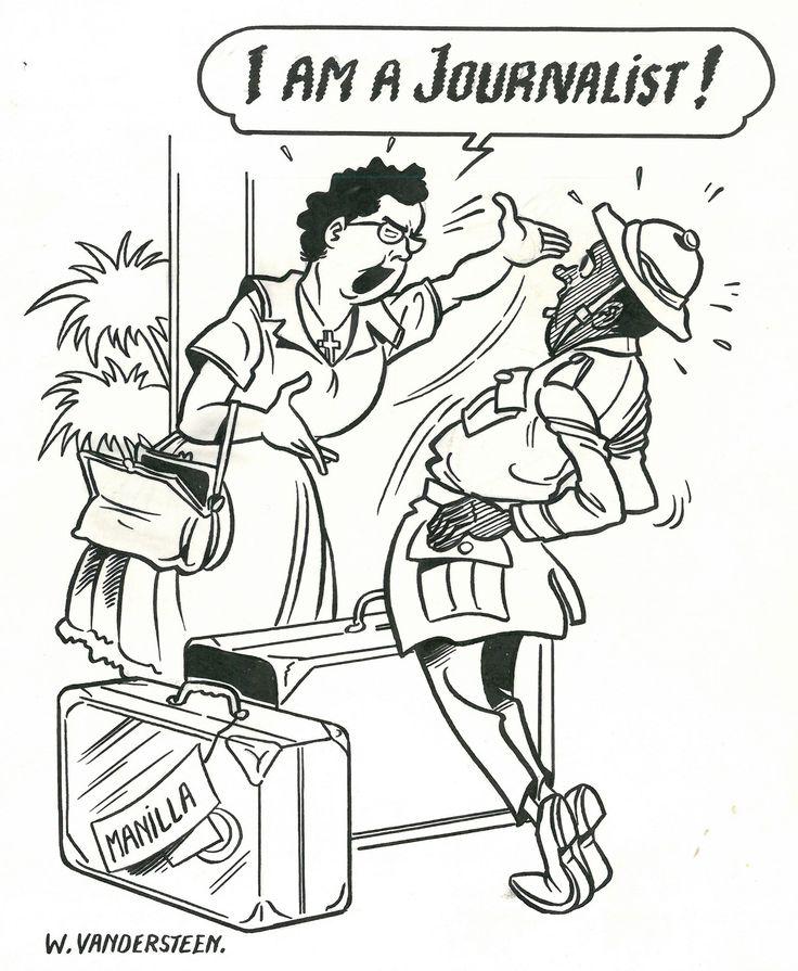1959: Willy Vandersteen maakt tijdens hun reis naar het Midden-Oosten allerlei illustraties. Maria Rosseels schrijft tijdens haar verblijf in het Midden-Oosten eenendertig artikels waarin ze onder andere de armoede in India aanklaagt en haar bewondering voor de Japanse religie beschrijft.