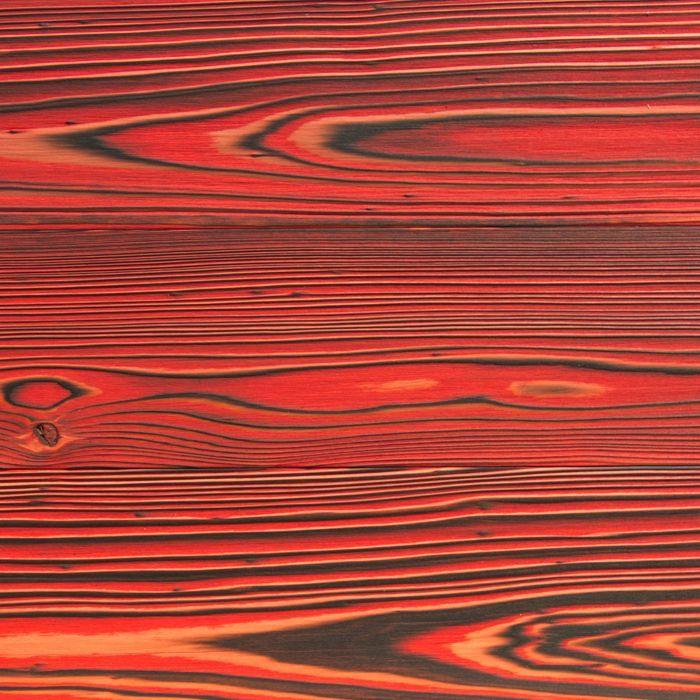 Aka Shou Sugi Ban Charred Cypress For Exterior Siding And