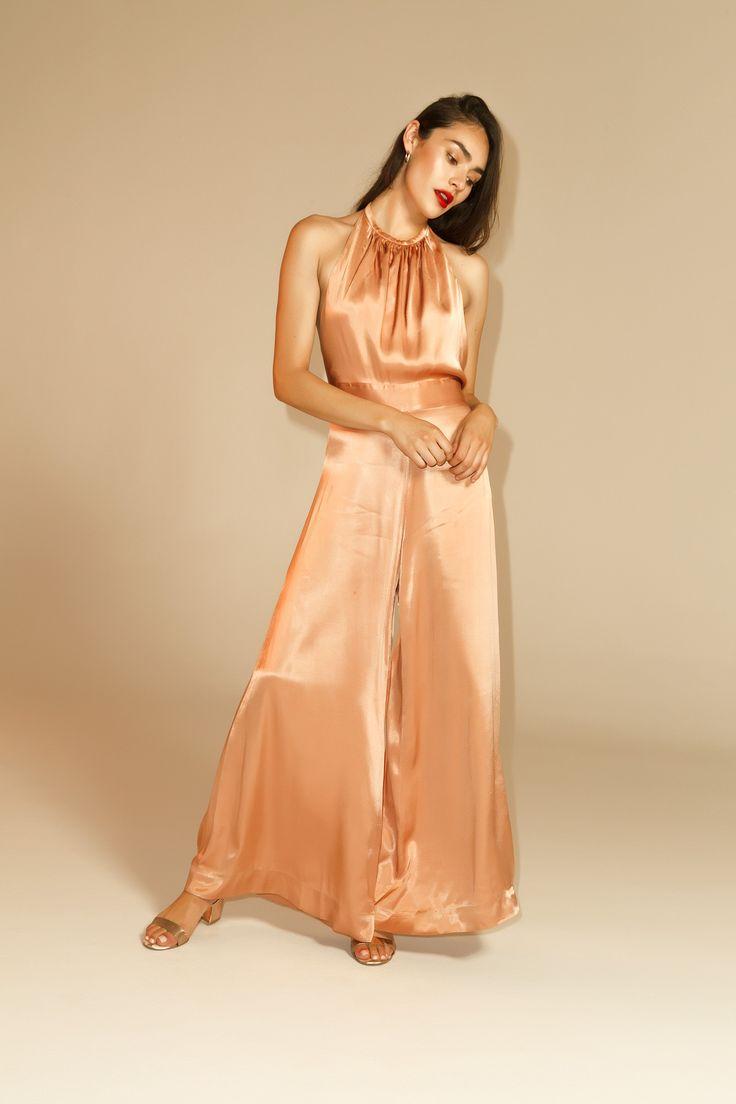 Rose Gold Jumpsuit
