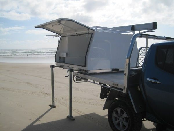 The Best Aluminium Ute Canopies For Sale Traymate Campers