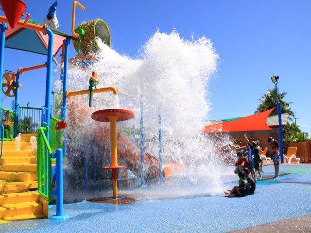 Cairns Coconut Holiday Resort waterpark - BIG4 Cairns Coconut Holiday Resort, Holiday Resorts, Cairns, QLD, 4870 - TrueLocal