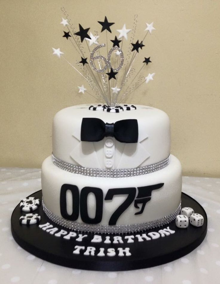 James Bond Casino Royale Cake                              …                                                                                                                                                                                 More