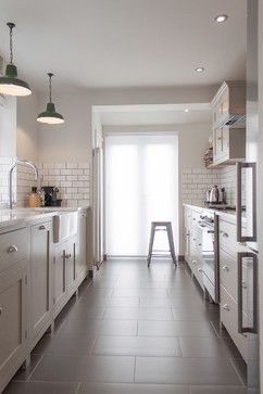 The Hither Green Shaker Kitchen by deVOL - contemporary - Kitchen - London - deVOL Kitchens