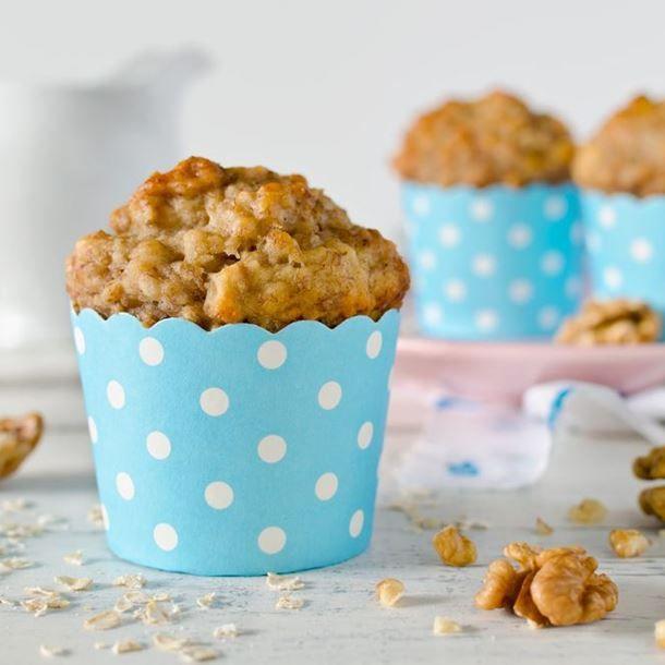 Muffins au muesli faciles