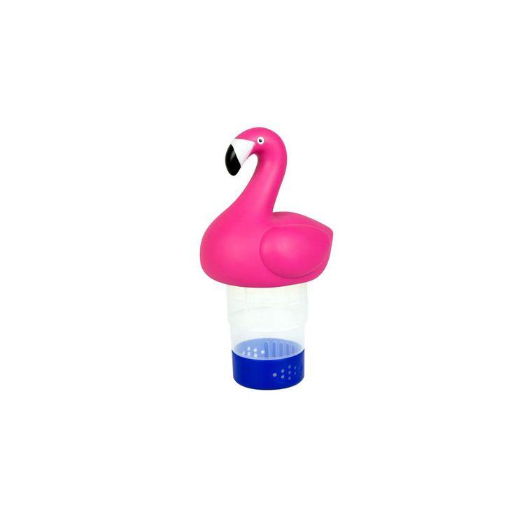 Poolmaster Flamingo Swimming Pool And Spa Chlorine Dispenser 32125 The Home Depot Flamingo Swimming Pool Spa Pool Swimming Pools