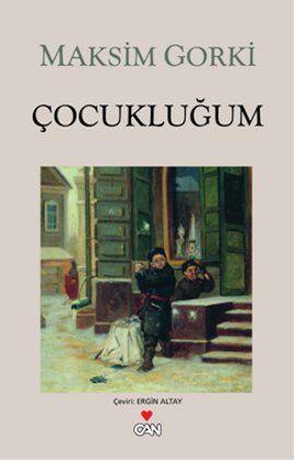 """Gorki'nin olgunluk çağında anlattığı """"Çocukluğum"""" aynı zamanda büyük bir yazarın kendi kendini tanıma çabasıdır. www.idefix.com/kitap/cocuklugum-maksim-gorki/tanim.asp?sid=Q0YYJ4KDI0DSVRRMLLWE"""