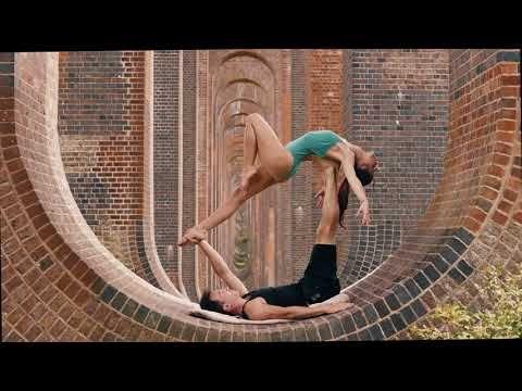 acro yoga sanctuary  level 3 flow beginners  youtube