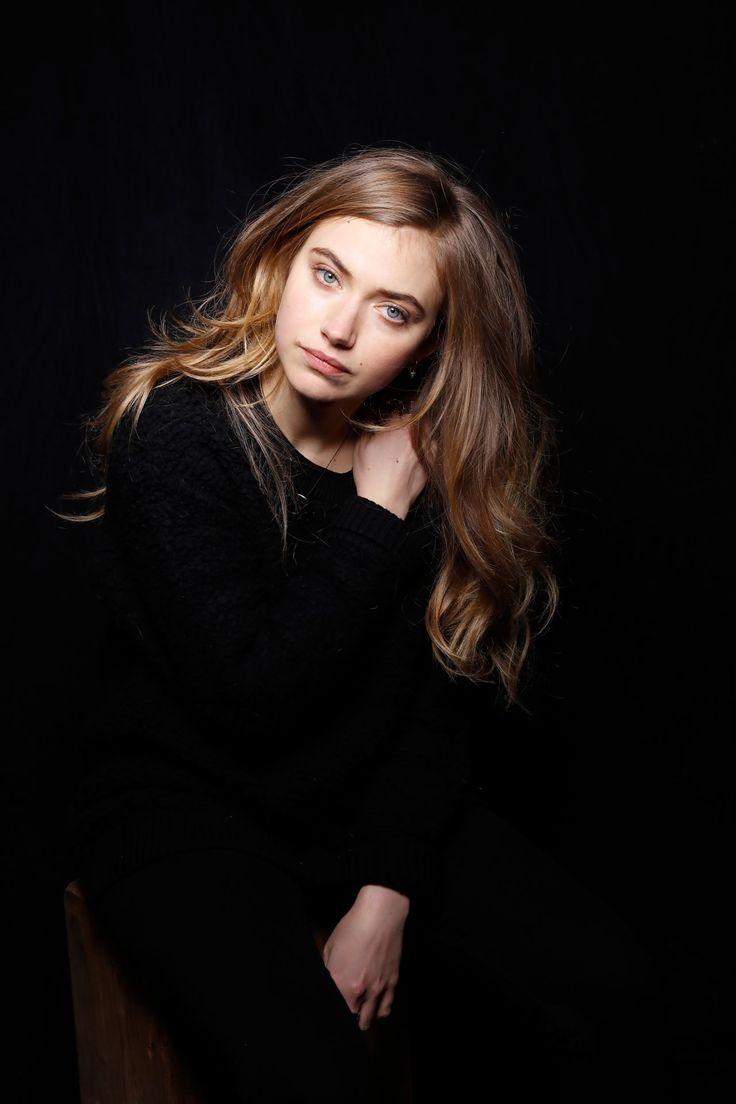 Imogen Poots, Sundance portrait 2016 (that HAIR)