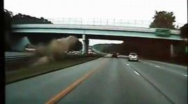 Third Gen Firebird Tries Jumping Bridge… FAILS HARD! Today, we bring you a little bit of throwback footage that is most definitely one of the most classic clips in recent memory. When the owner of this Pontiac Firebird went out for a drive, he probably never expected to become a part of internet pop culture. […]