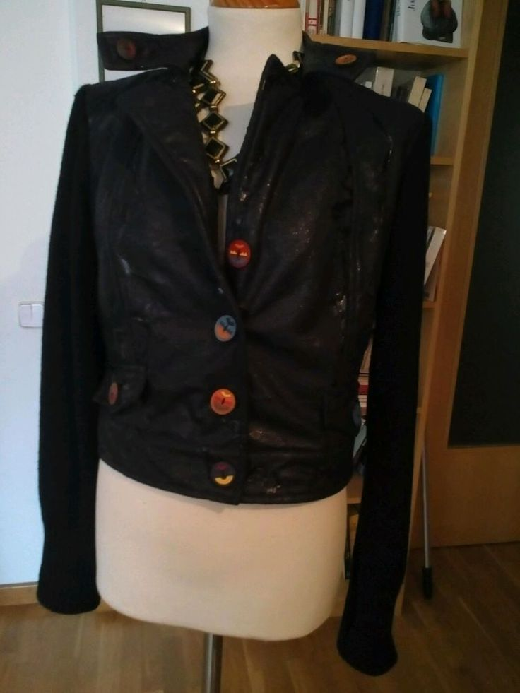 SAVE THE QUEEN Jacket Veste Biker in Clothes, Shoes & Accessories, Women's Clothing, Coats & Jackets   eBay