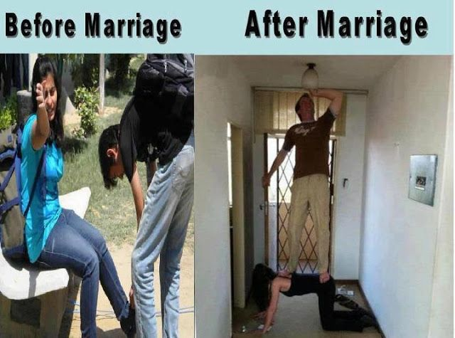 boys vs girls b4 marriage and after marriage | Funny pics ...