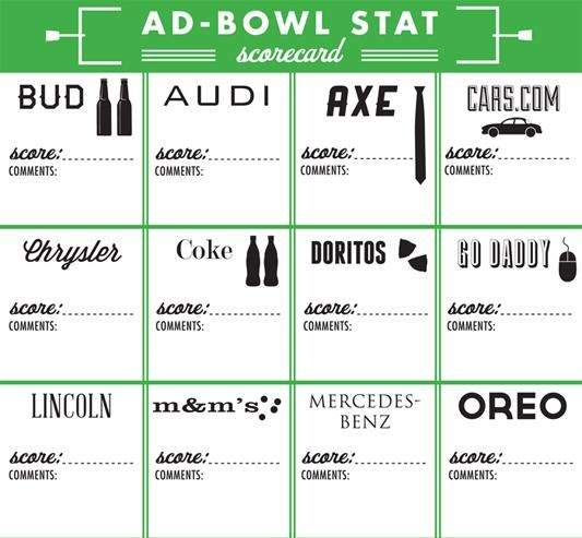 Super Bowl Party Games for the Commercial Enthusiast