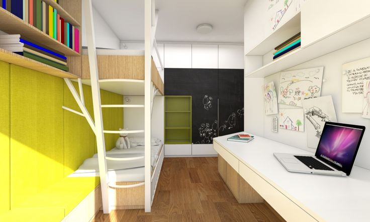 Children's rooms   RULES Architects