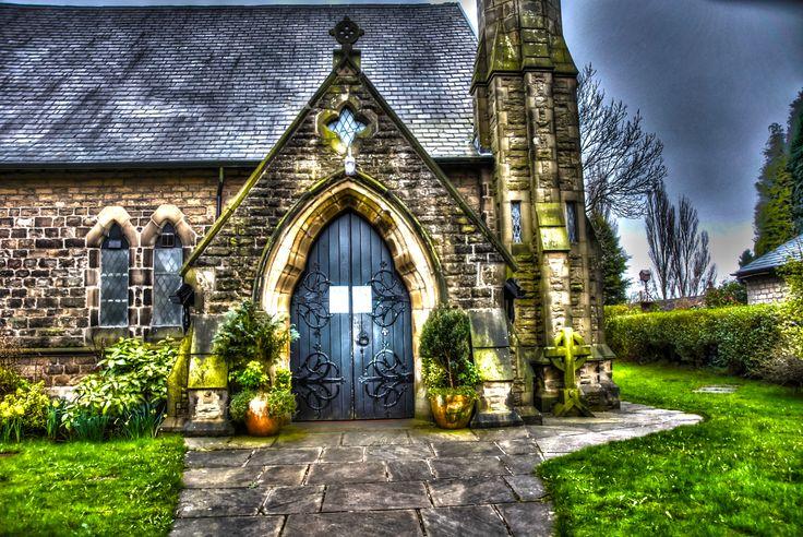 Hollingworth church
