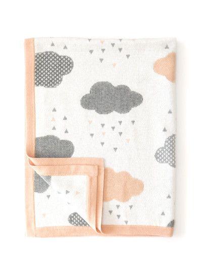 Cuddly Cloud Blanket