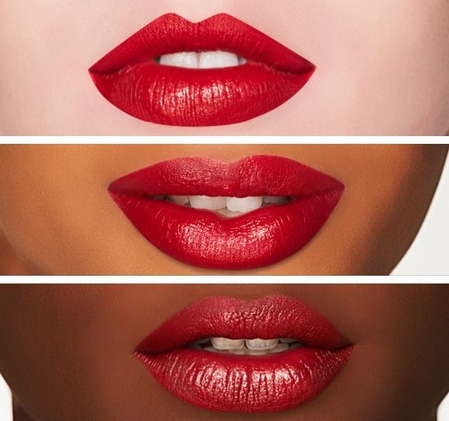 MAC Cremesheen Lipstick Brave Red | ASOS
