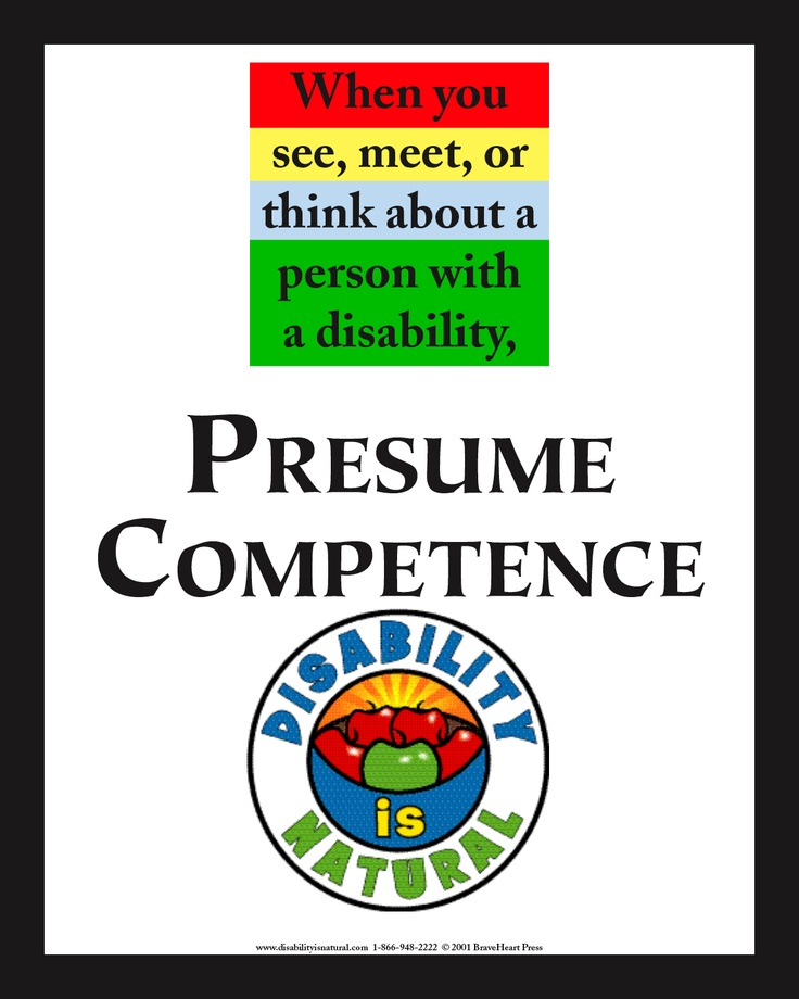 15 best Presume Competence images on Pinterest Language - presume vs assume