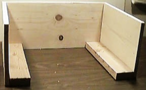 Ottomans how to make an and how to make on pinterest for Diy ottoman bed frame