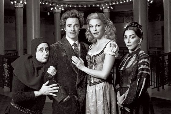Young Frankenstein! Well, and Roger Bart and Sutton Foster...:)